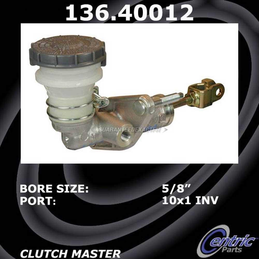 Centric Parts 136.40012 Clutch Master Cylinder