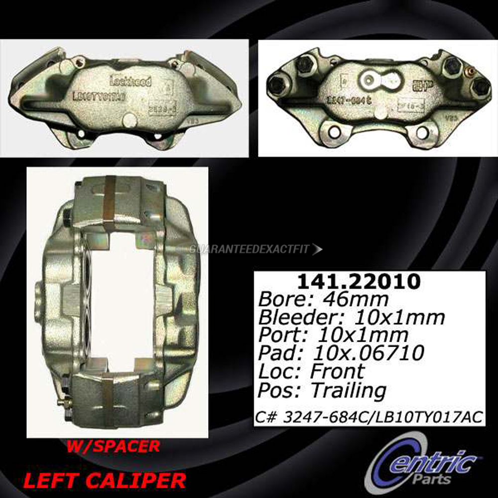 Land Rover Defender 90 Brake Caliper