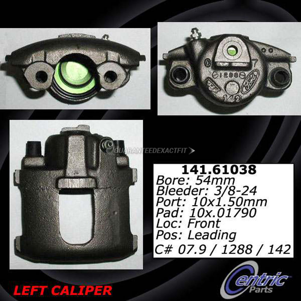 1995 Ford Escort Brake Caliper