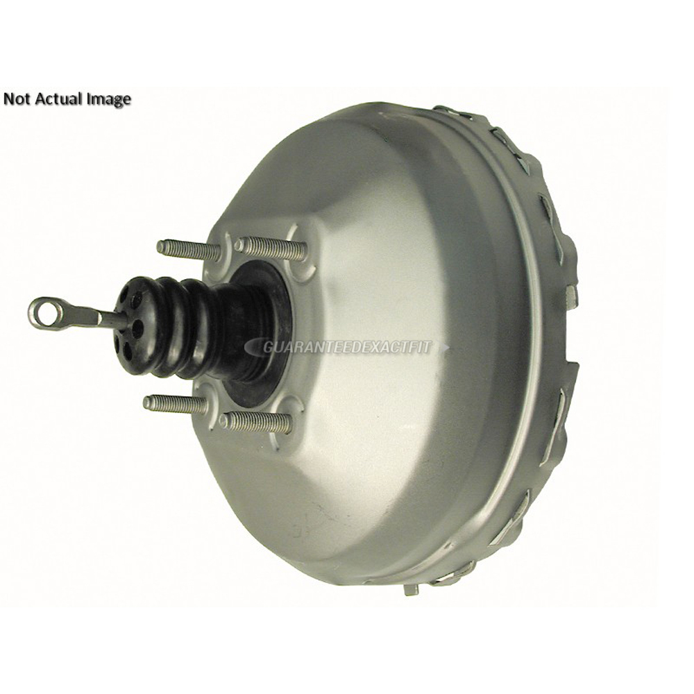 Mercedes Benz 240D Brake Booster