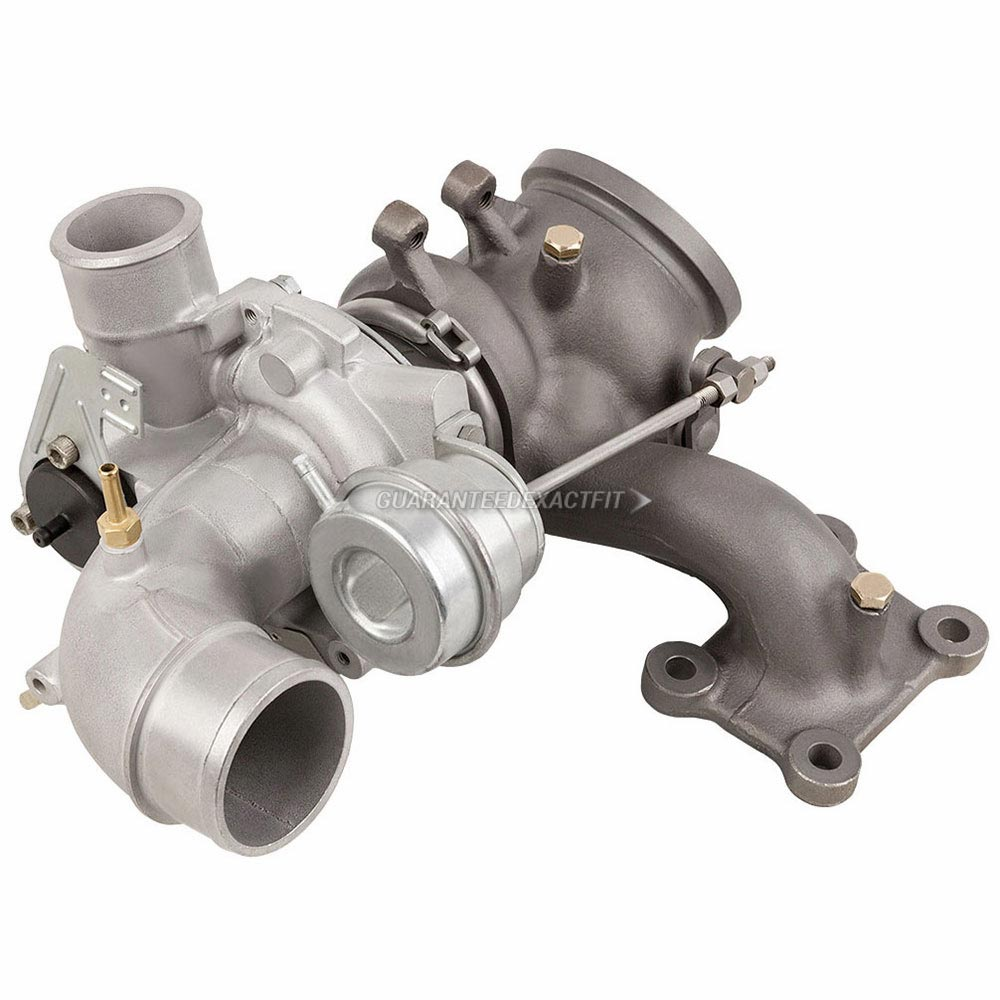 Lincoln MKZ Turbocharger