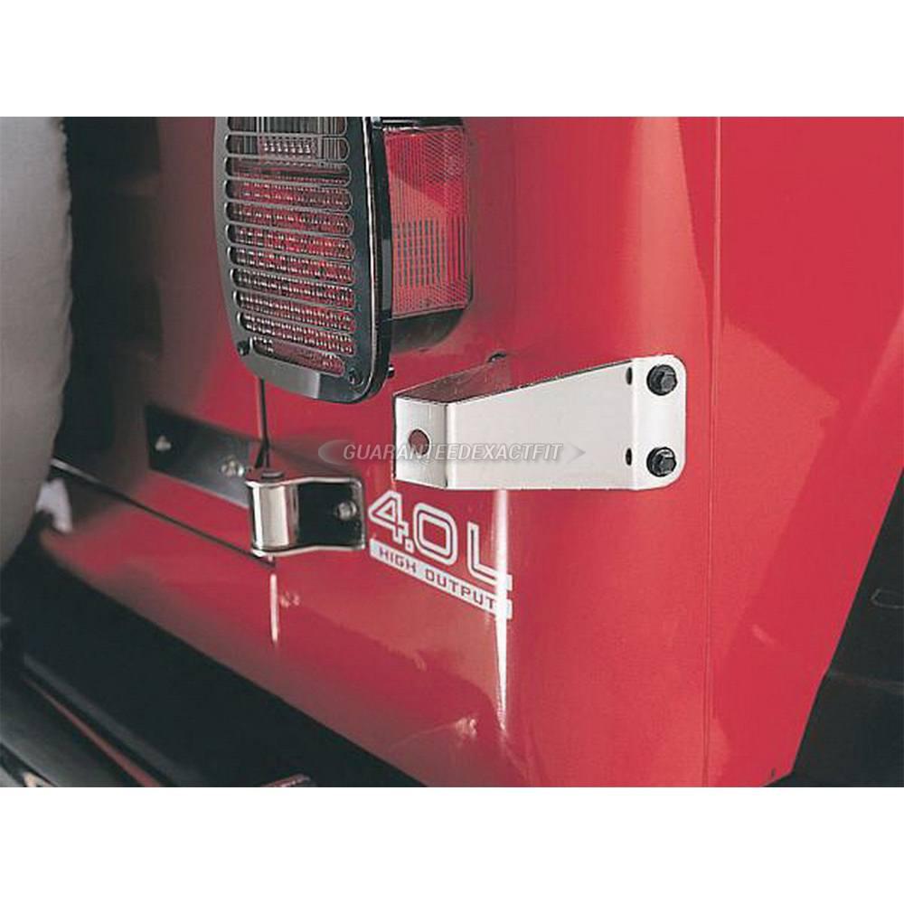 Tailgate Stop Bumper