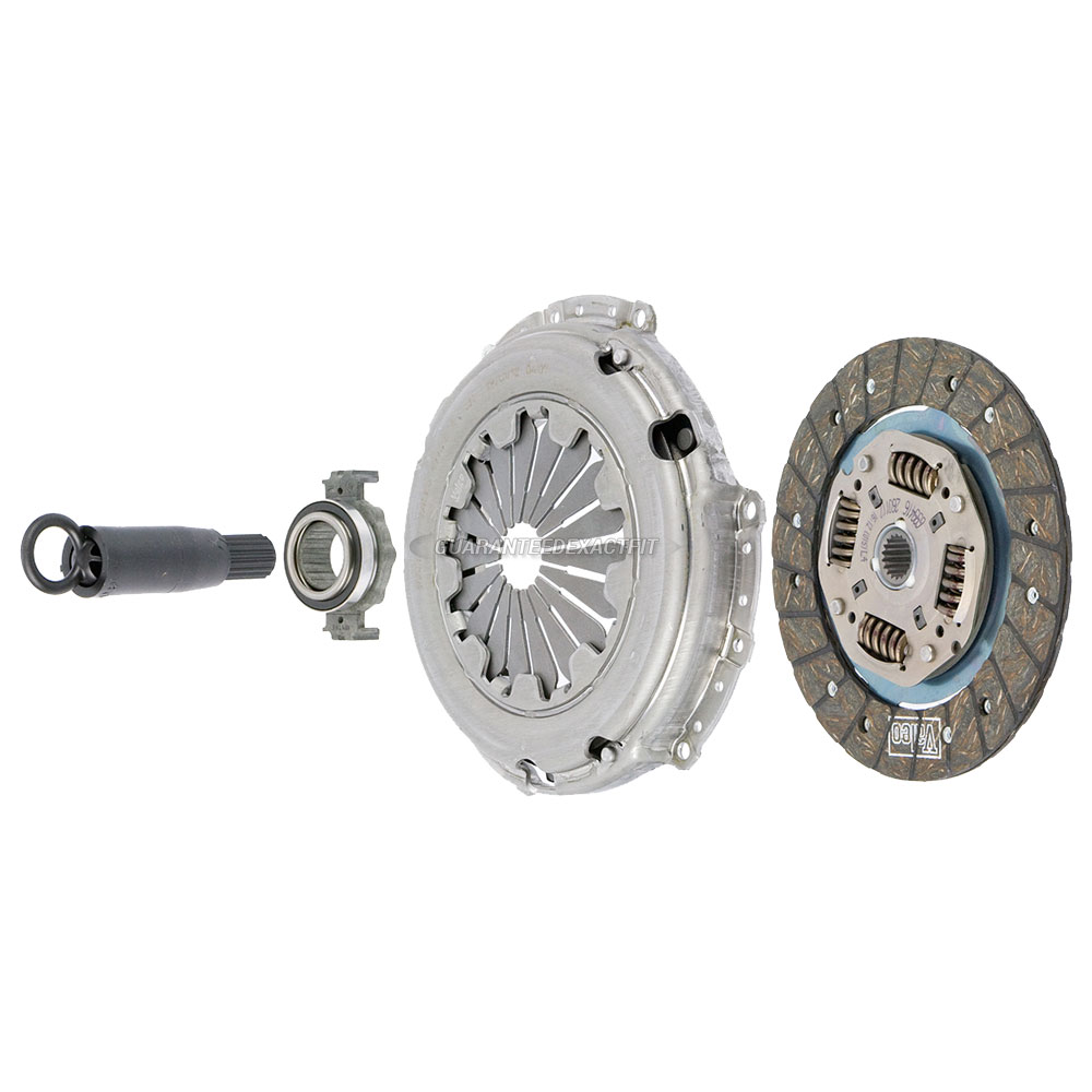 Valeo 52001201 Clutch Kit