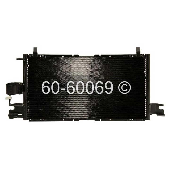 A/C Condenser 60-60069 N