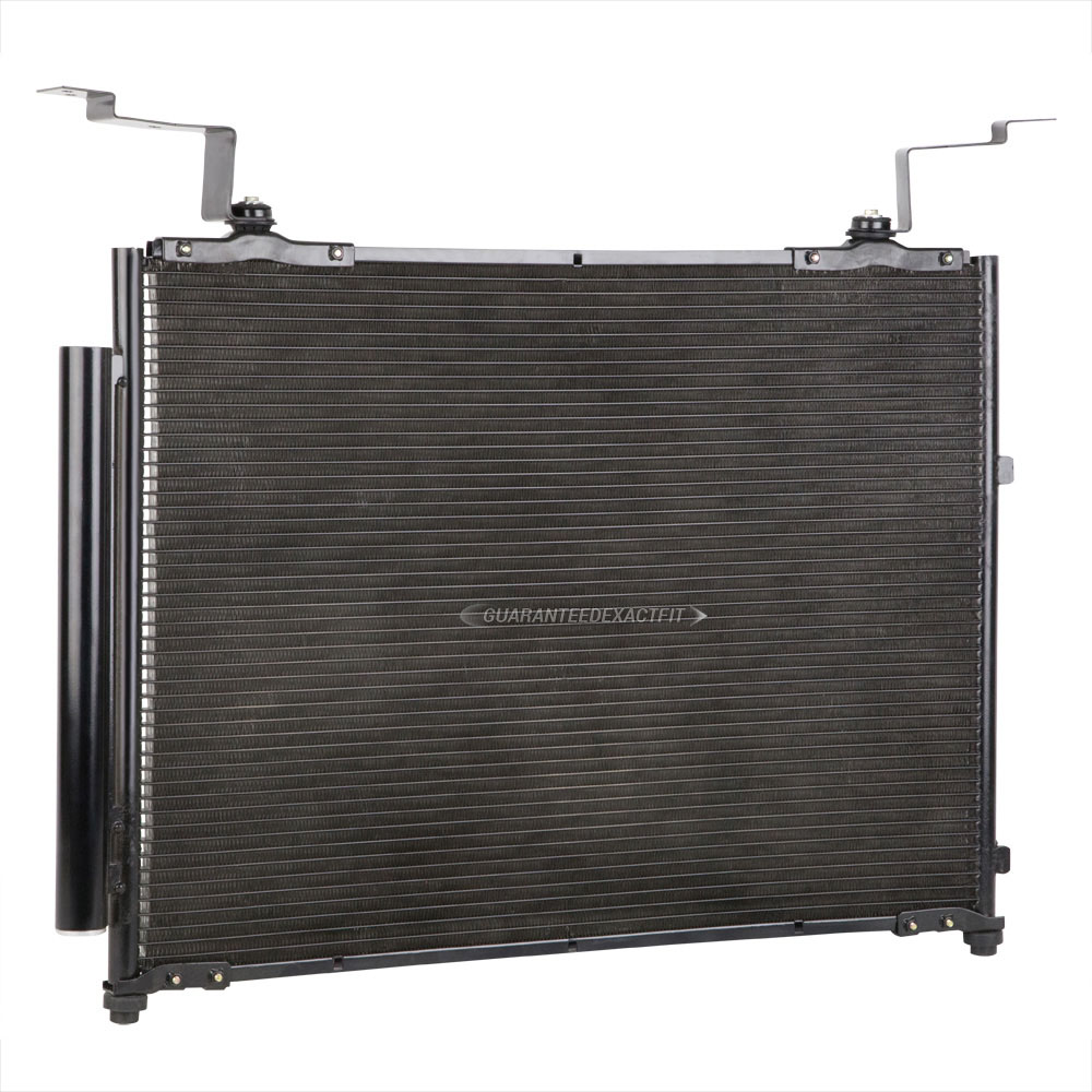 2004 Acura MDX A/C Condenser All Models 60-60384 ND