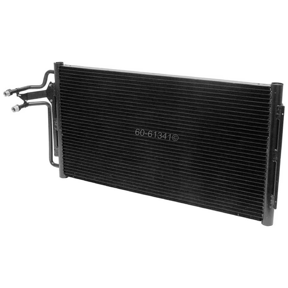 A/C Condenser 60-61341 N