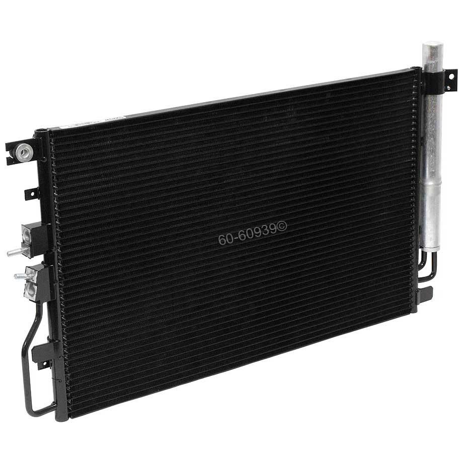 Chevrolet Equinox A/C Condenser