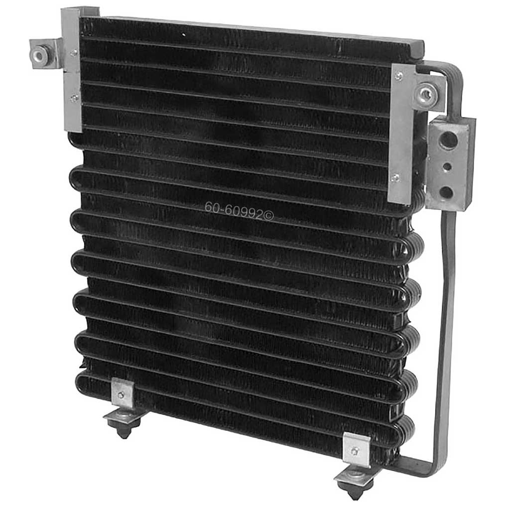 Plymouth Voyager A/C Condenser