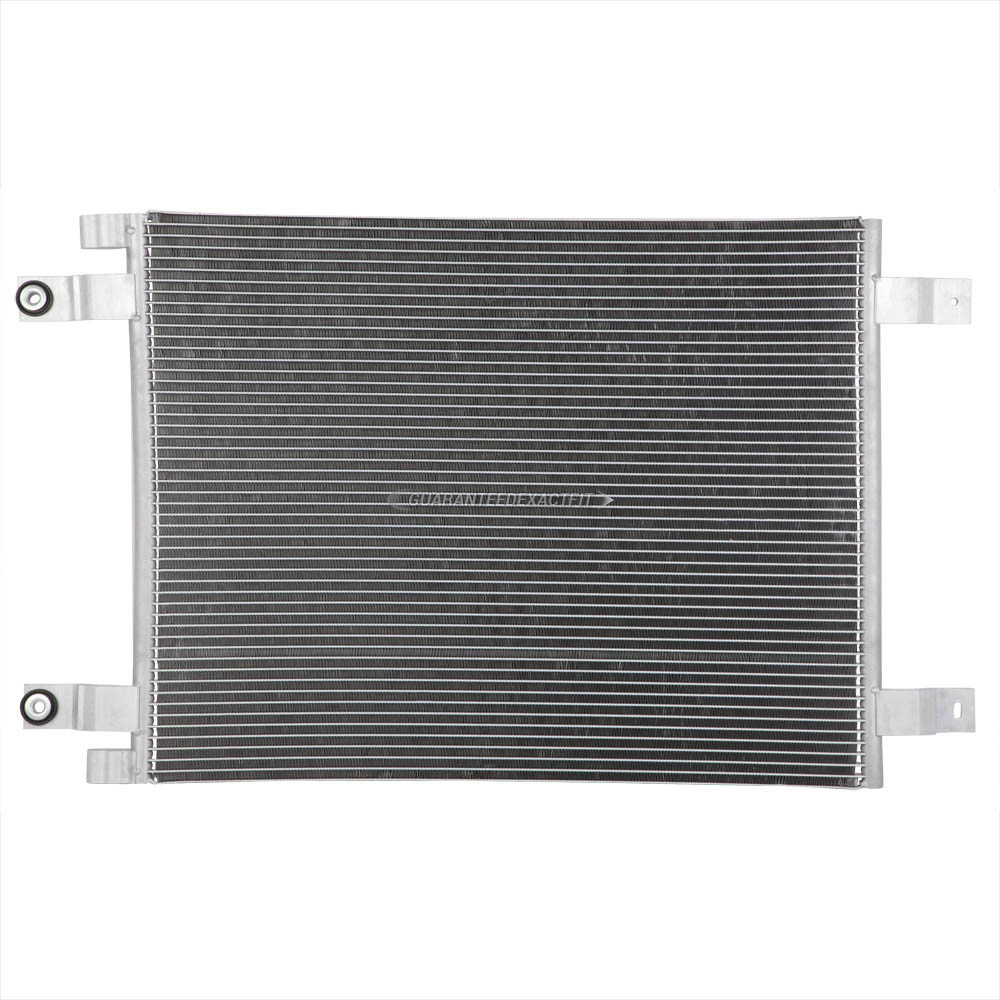 2014 Kenworth All Models A/C Condenser