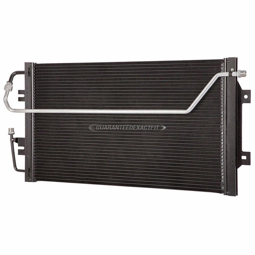 A/C Condenser 60-60027 N