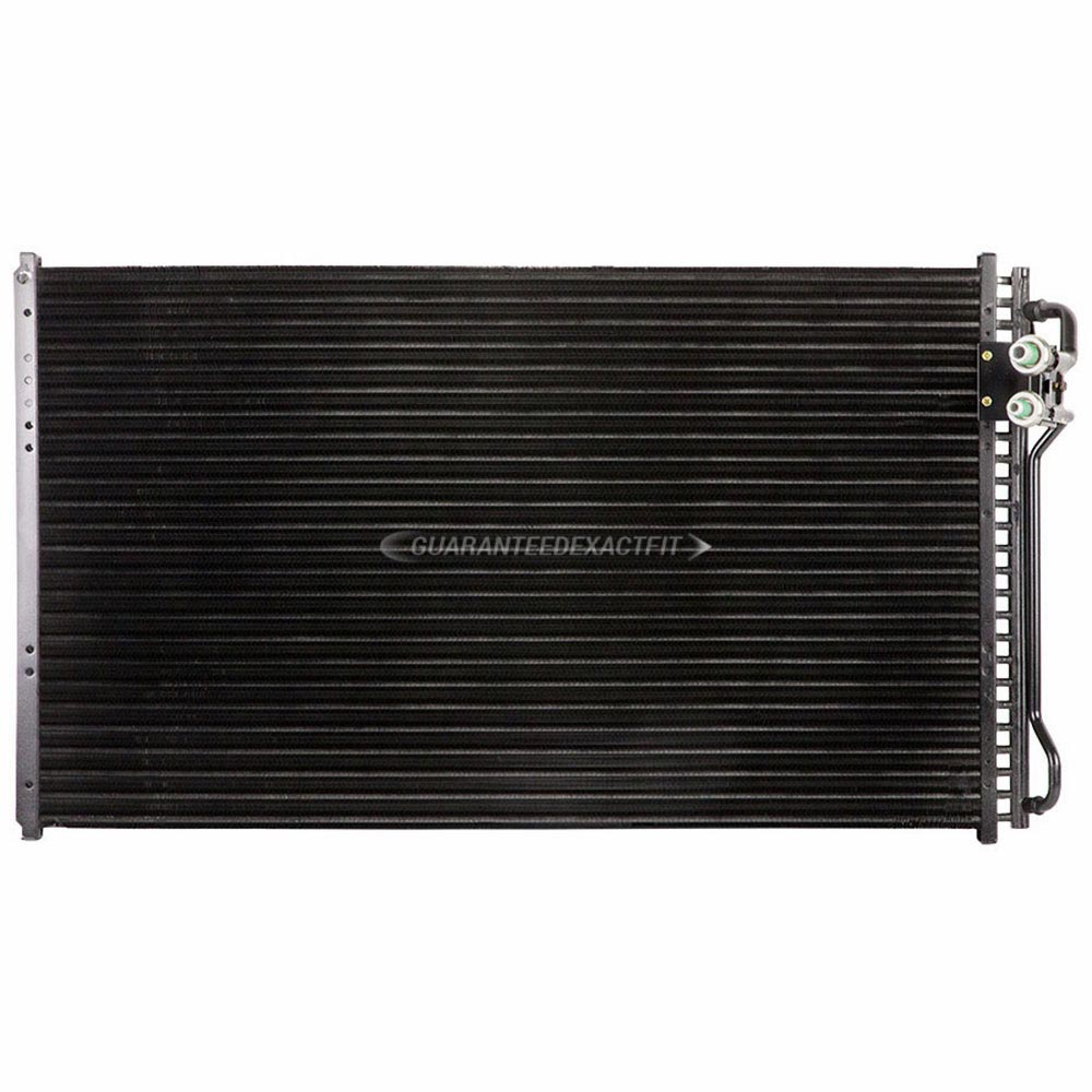 1996 Ford Mustang A/C Condenser