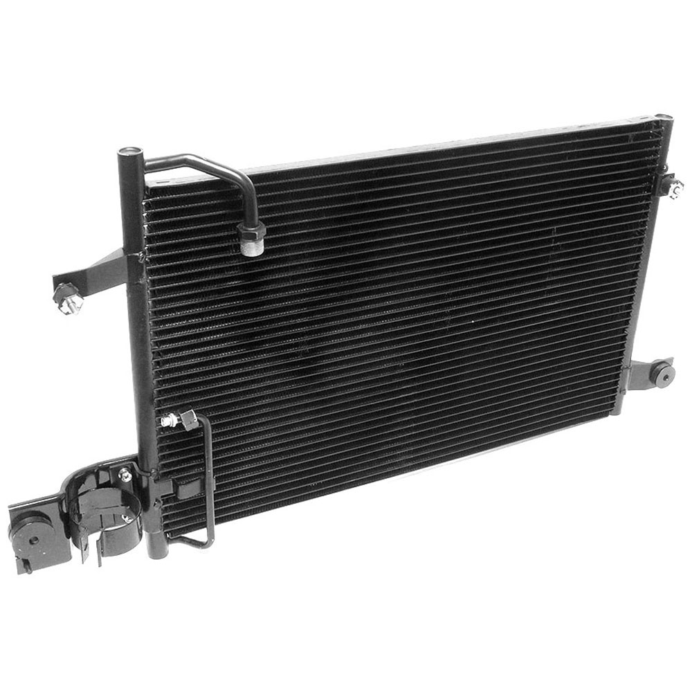BuyAutoParts 60-60121N A/C Condenser