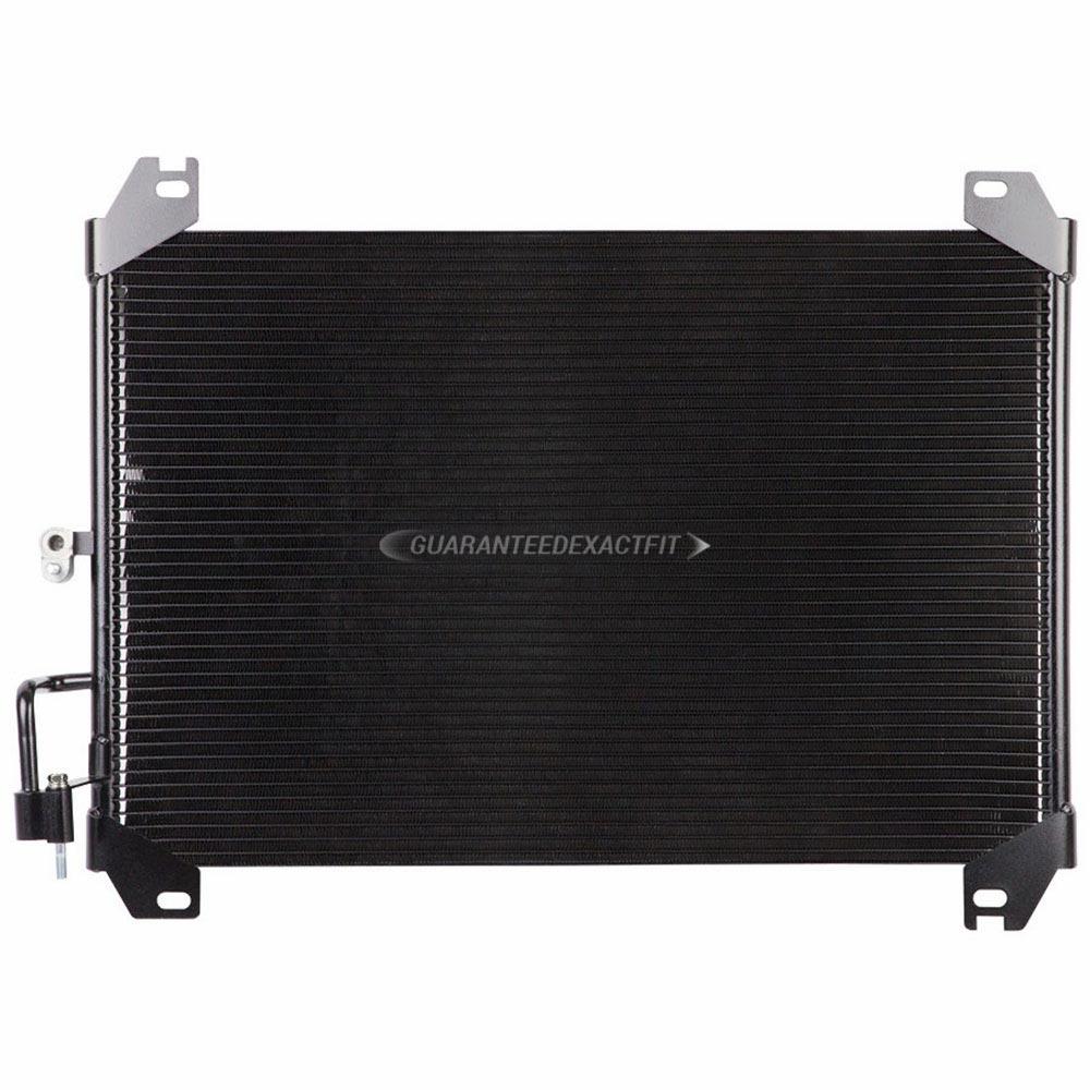 Chevrolet Trailblazer A/C Condenser