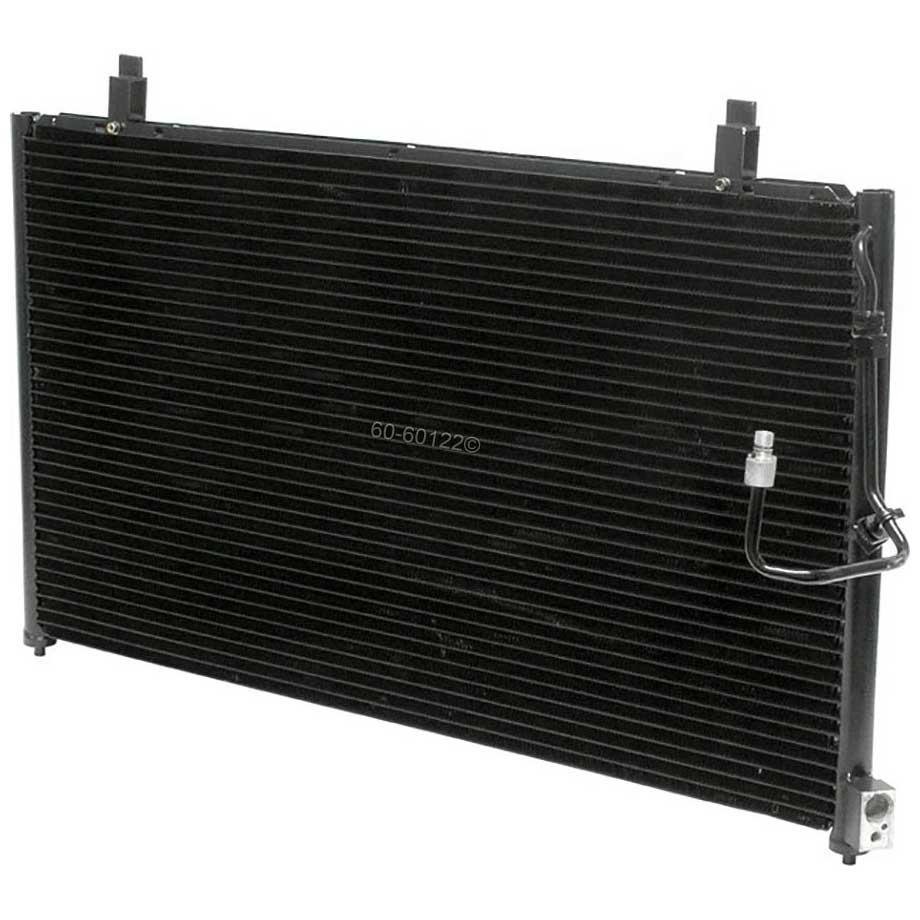 Infiniti Q45 A/C Condenser