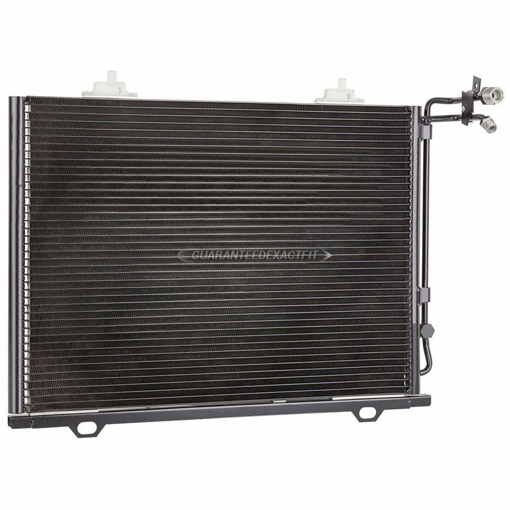 Mercedes_Benz C230 A/C Condenser
