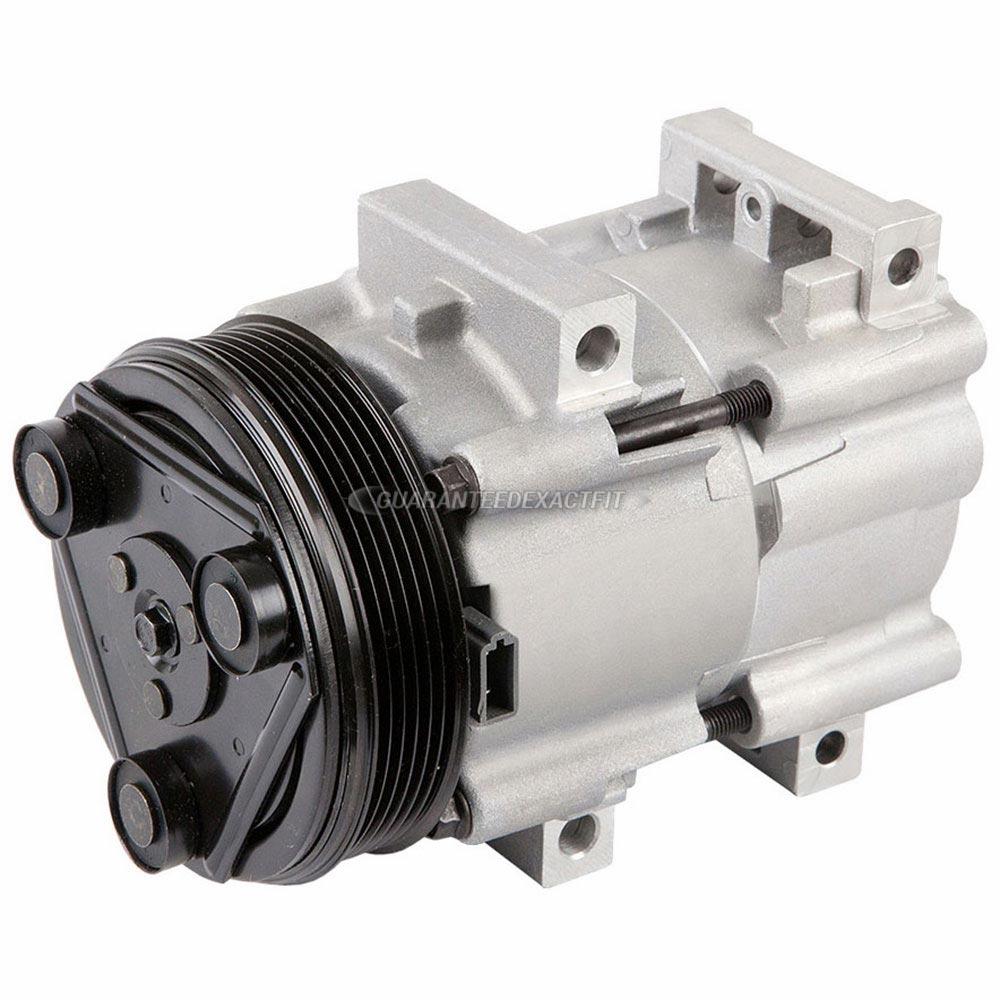 For Ford Focus 2004 2005 2006 2007 AC Compressor w// A//C Drier DAC