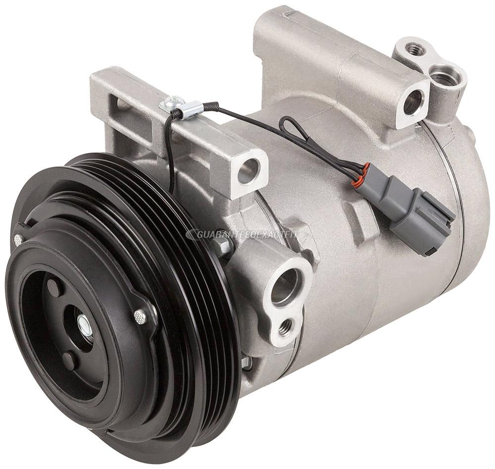 Subaru Impreza AC Compressor - OEM & Aftermarket Replacement Parts