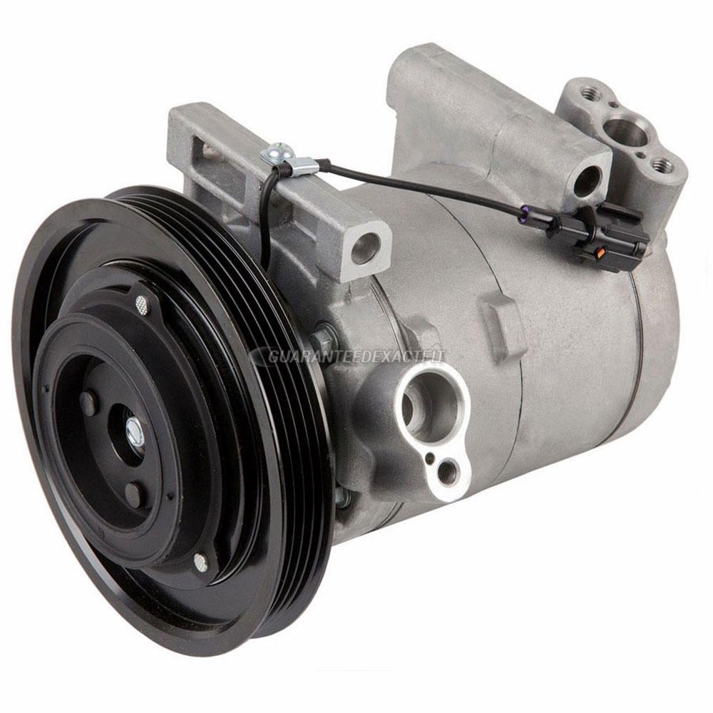 Xterra Supercharged Engine For Sale: Nissan Frontier AC Compressor Parts, View Online Part Sale