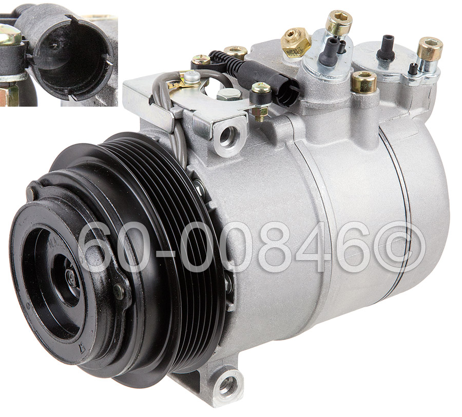 Mercedes Benz E420 AC Compressor