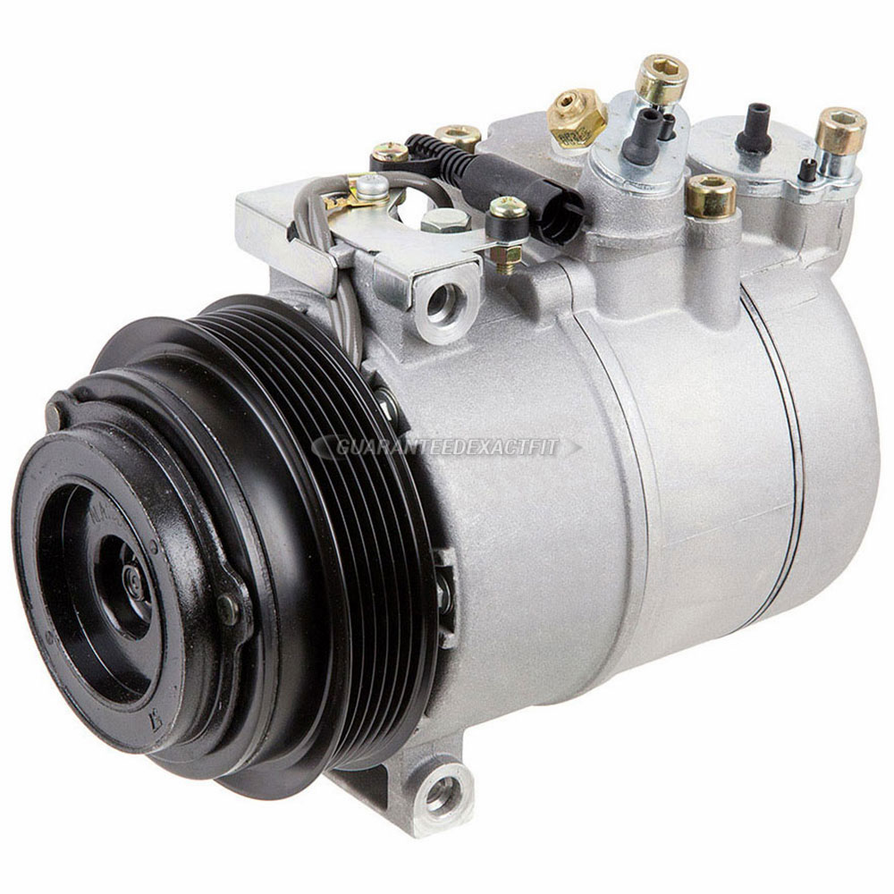 Mercedes_Benz C220 New xSTOREx Compressor w Clutch
