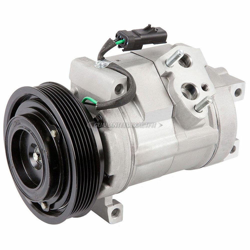 Chrysler Pacifica New xSTOREx Compressor w Clutch