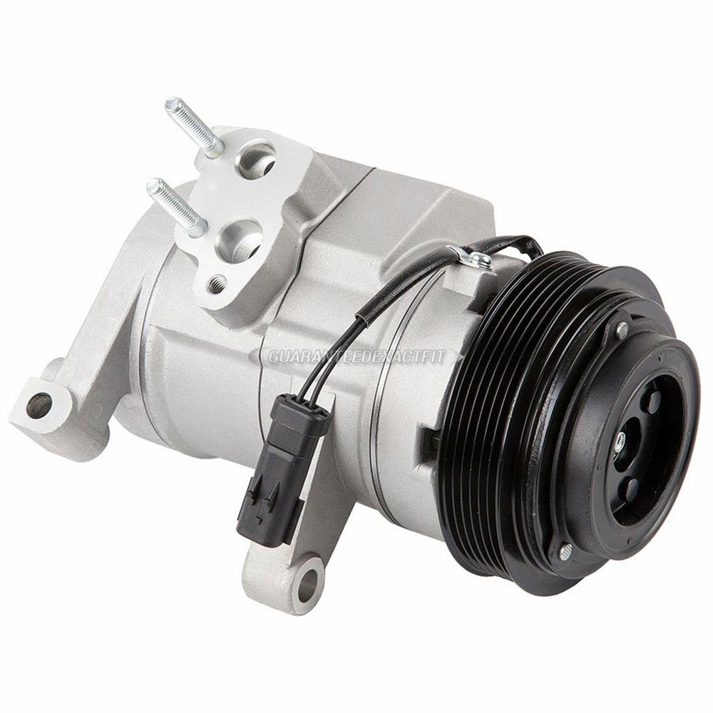 Jeep Commander AC Compressor