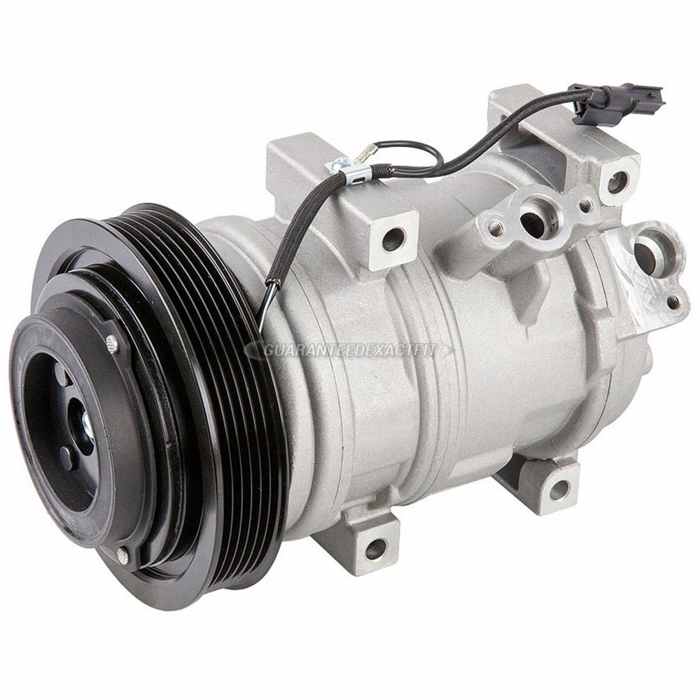 2011 Acura MDX A/C Compressor And Components Kit All