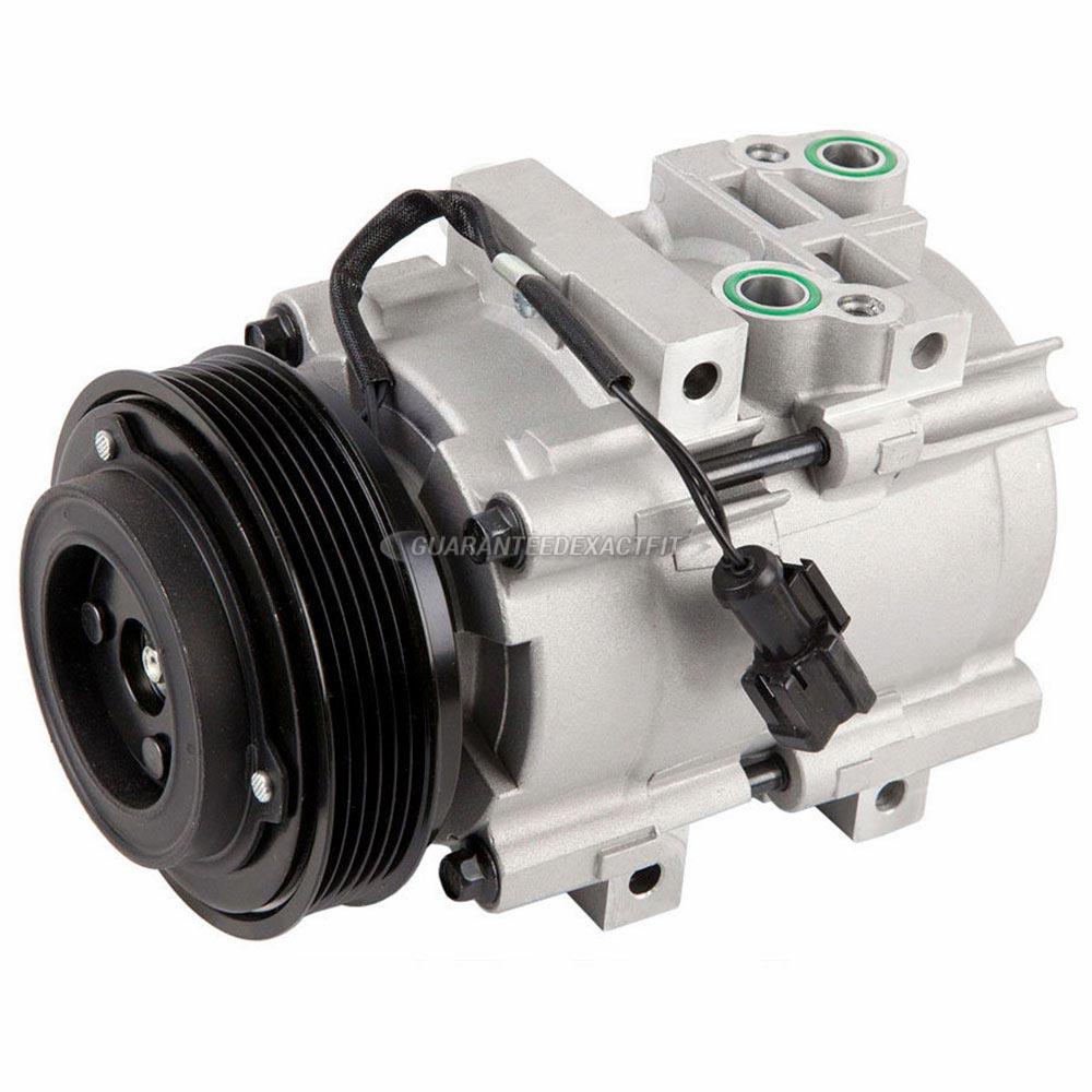 Mazda Tribute AC Compressor Parts, View Online Part Sale - B