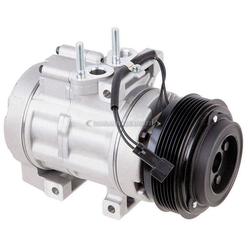 Lincoln Mark LT New xSTOREx Compressor w Clutch