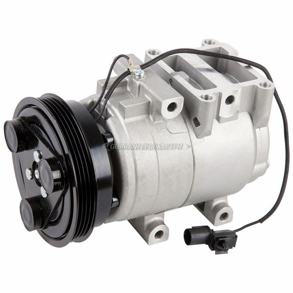 2001-2012 Kia Rio AC Compressor