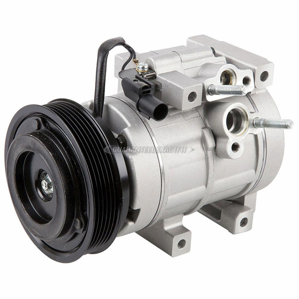Hyundai Entourage New xSTOREx Compressor w Clutch