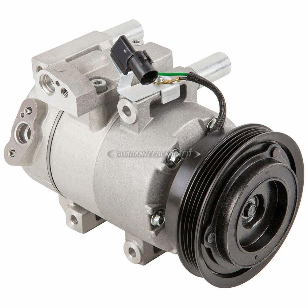 Kia Rio New xSTOREx Compressor w Clutch