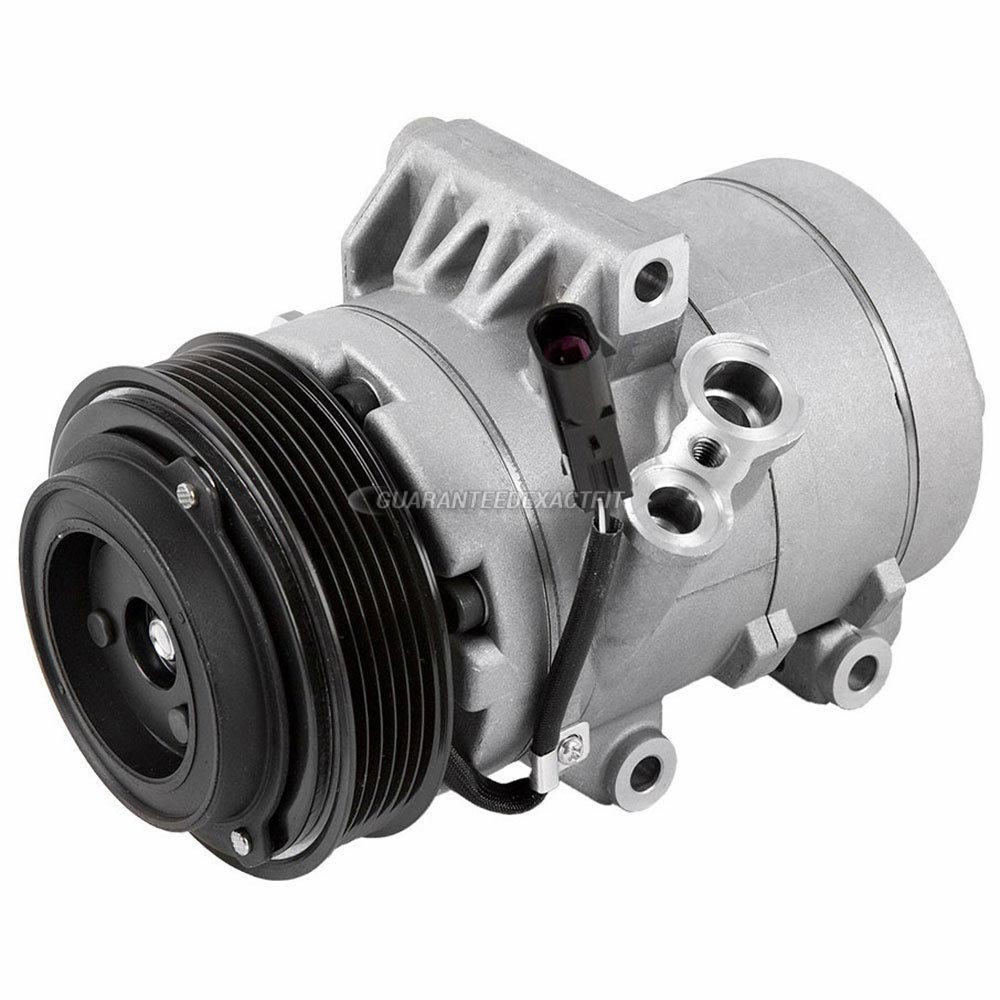 Lincoln Zephyr AC Compressor