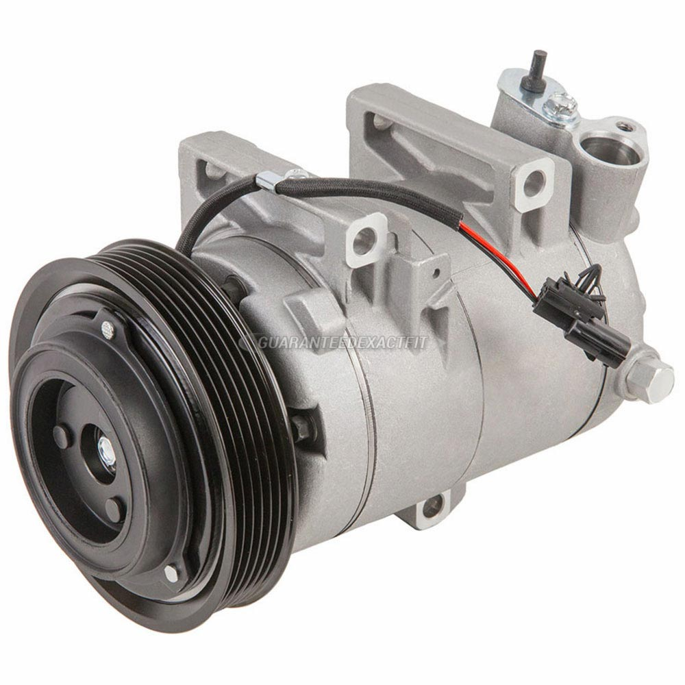 2013 Nissan Rogue A/C Compressor and Components Kit