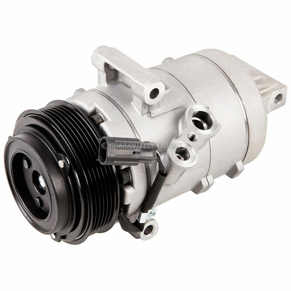 Lincoln MKZ AC Compressor