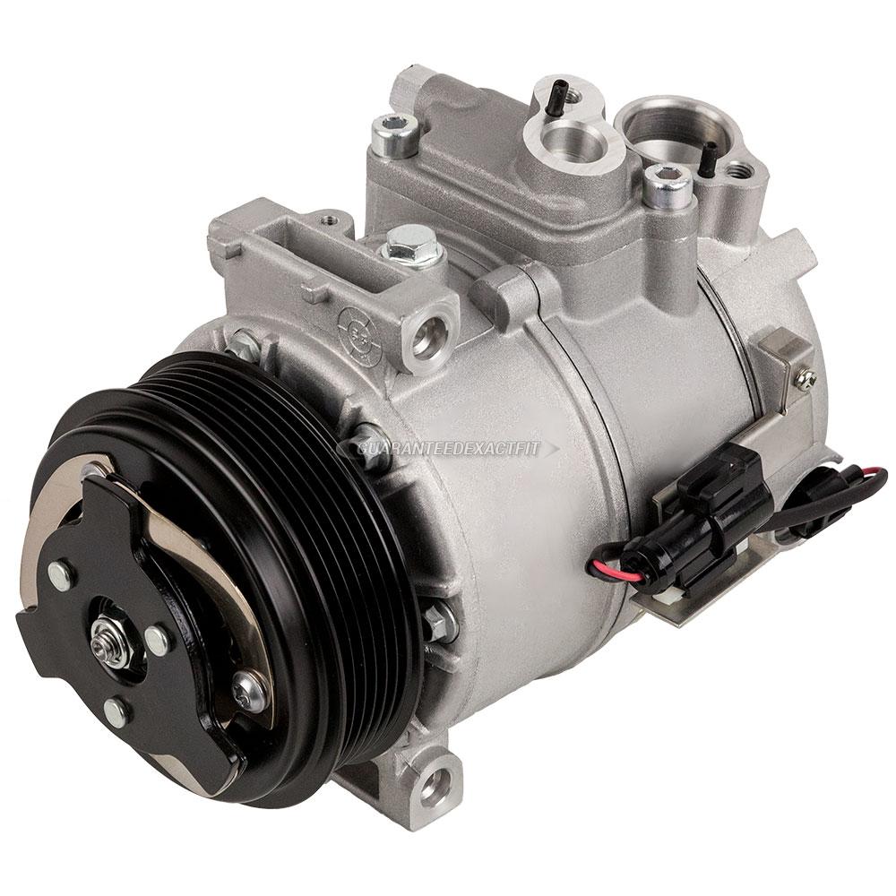 Land_Rover LR3 New xSTOREx Compressor w Clutch
