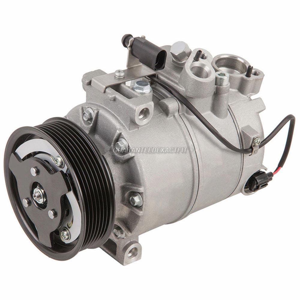 Porsche Cayenne New xSTOREx Compressor w Clutch