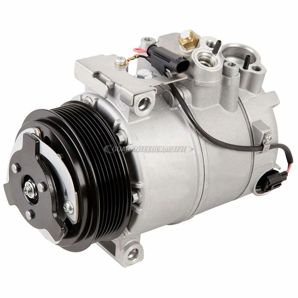 Mercedes_Benz CL63 AMG New xSTOREx Compressor w Clutch