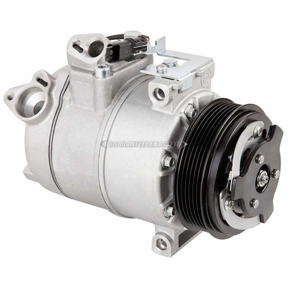 BMW 128i AC Compressor