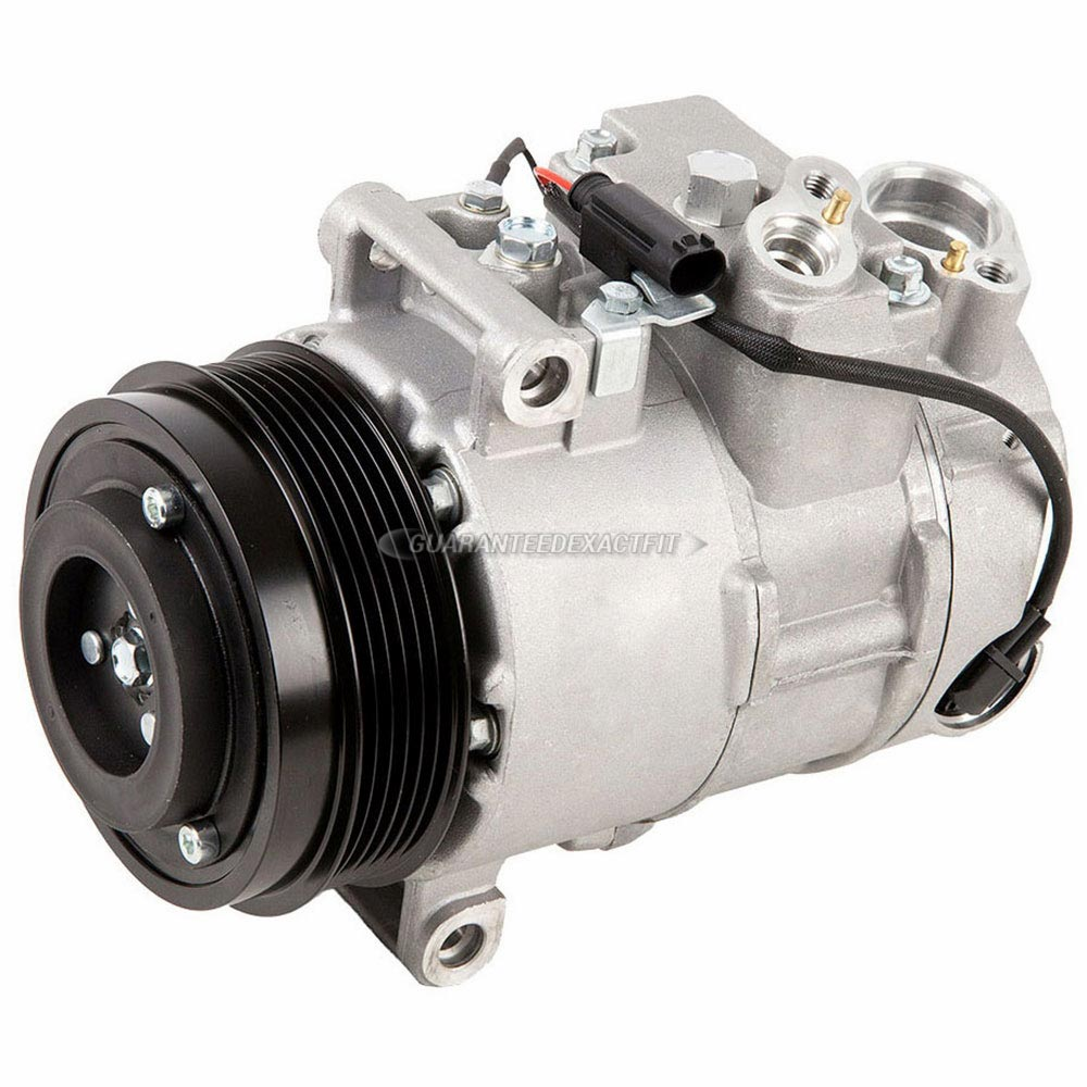 Mercedes_Benz C350 New xSTOREx Compressor w Clutch