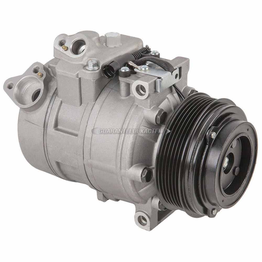 BMW X3 New xSTOREx Compressor w Clutch