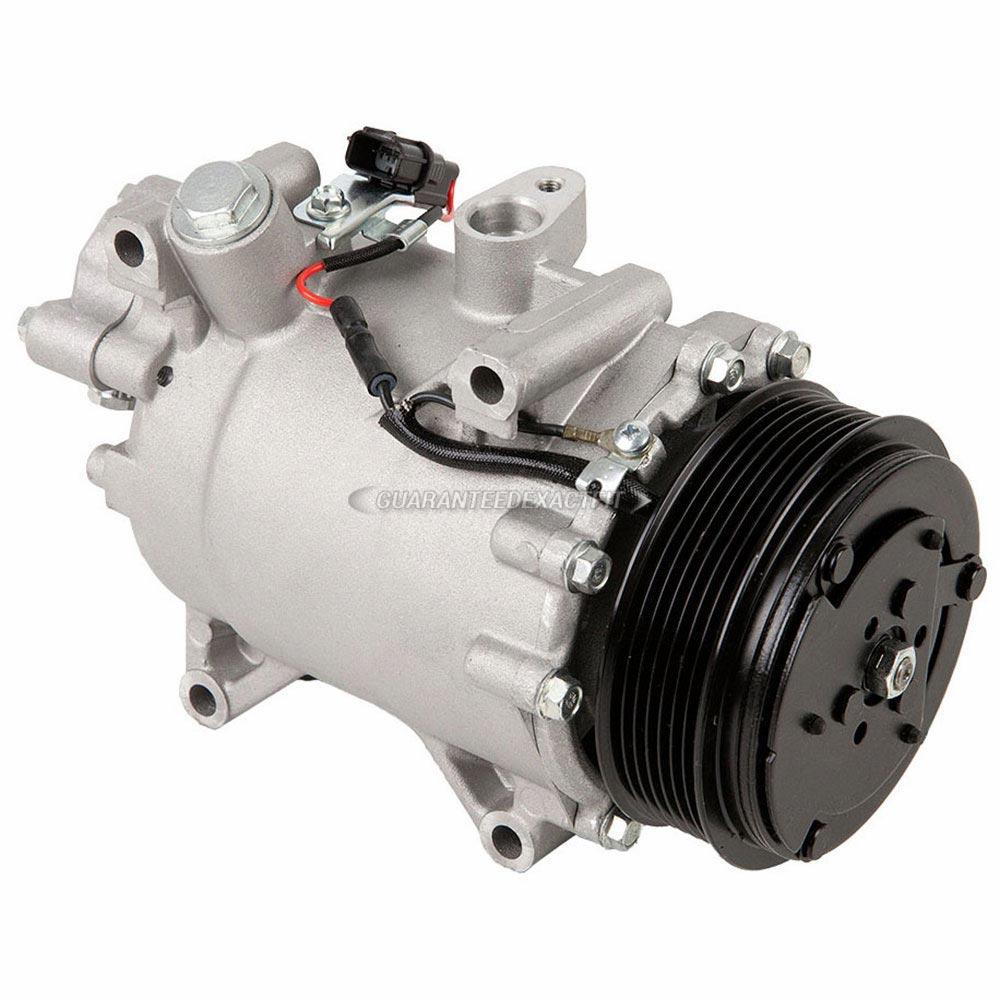 2012 Acura TSX A/C Compressor 2.4L Engine 60-02992 NA