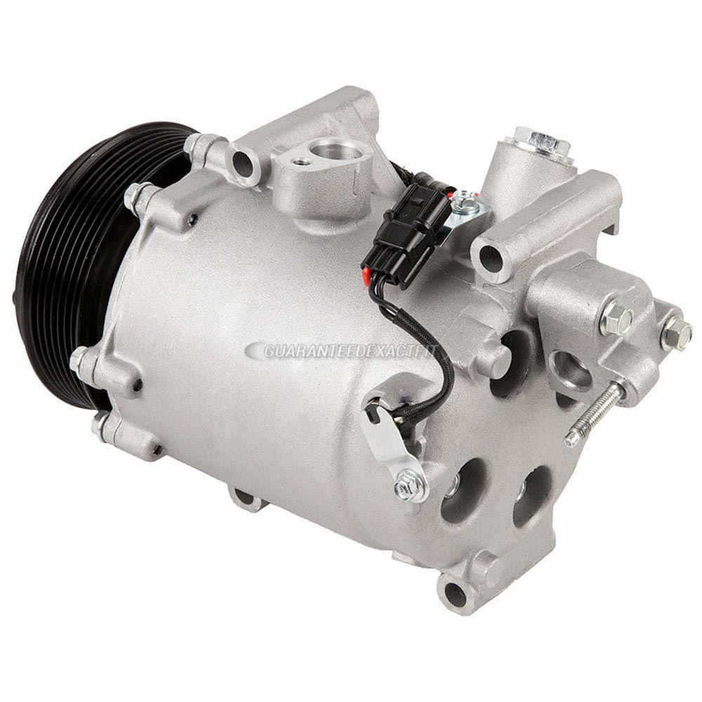 2009 Acura TSX A/C Compressor All Models 60-02992 NA