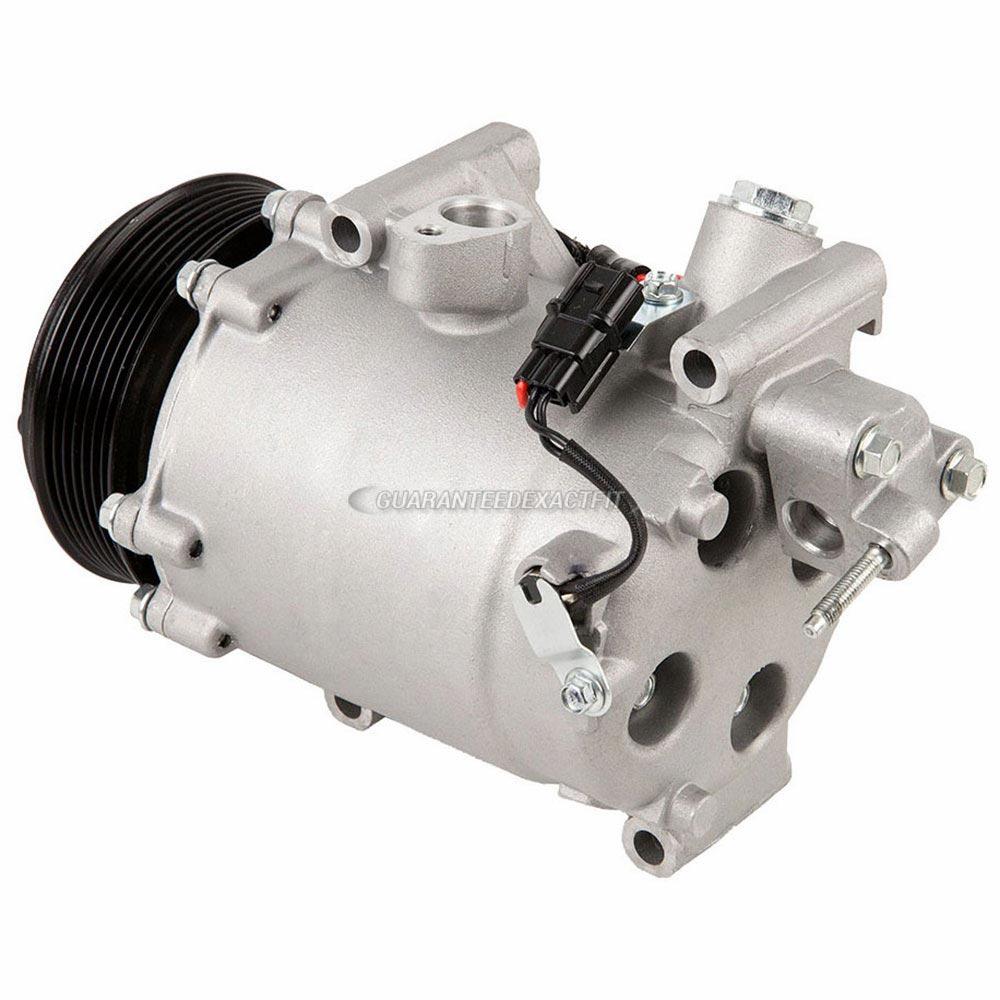 2009 Acura TSX A/C Compressor All Models 60-02992 NA