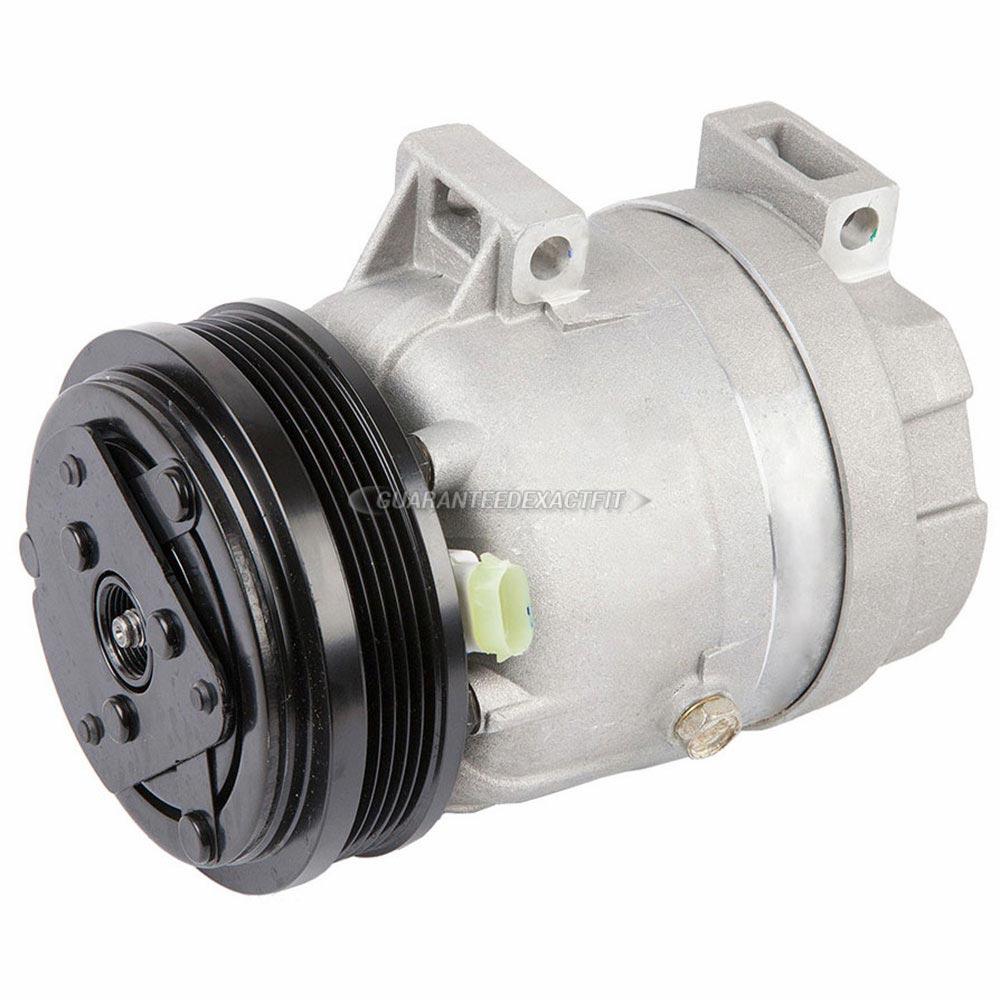 Pontiac Sunfire New xSTOREx Compressor w Clutch