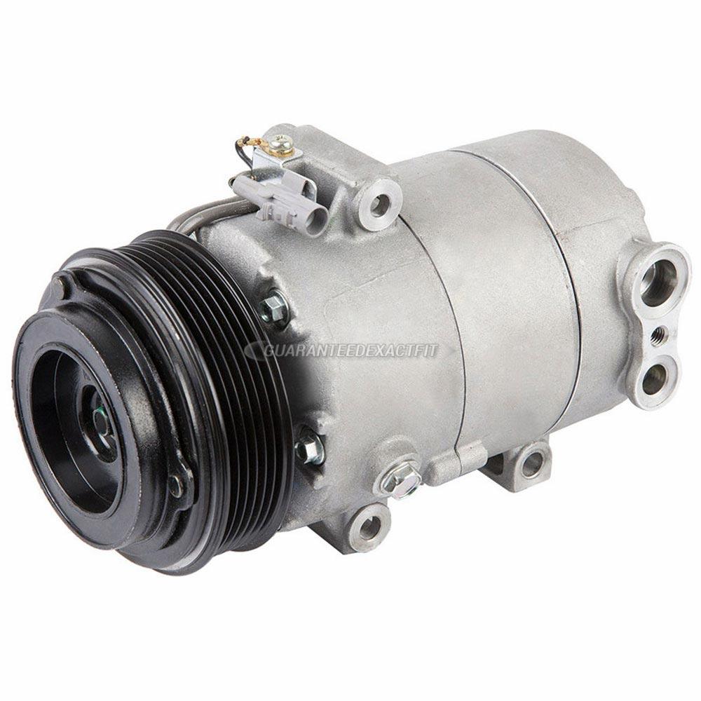 Pontiac Vibe New xSTOREx Compressor w Clutch