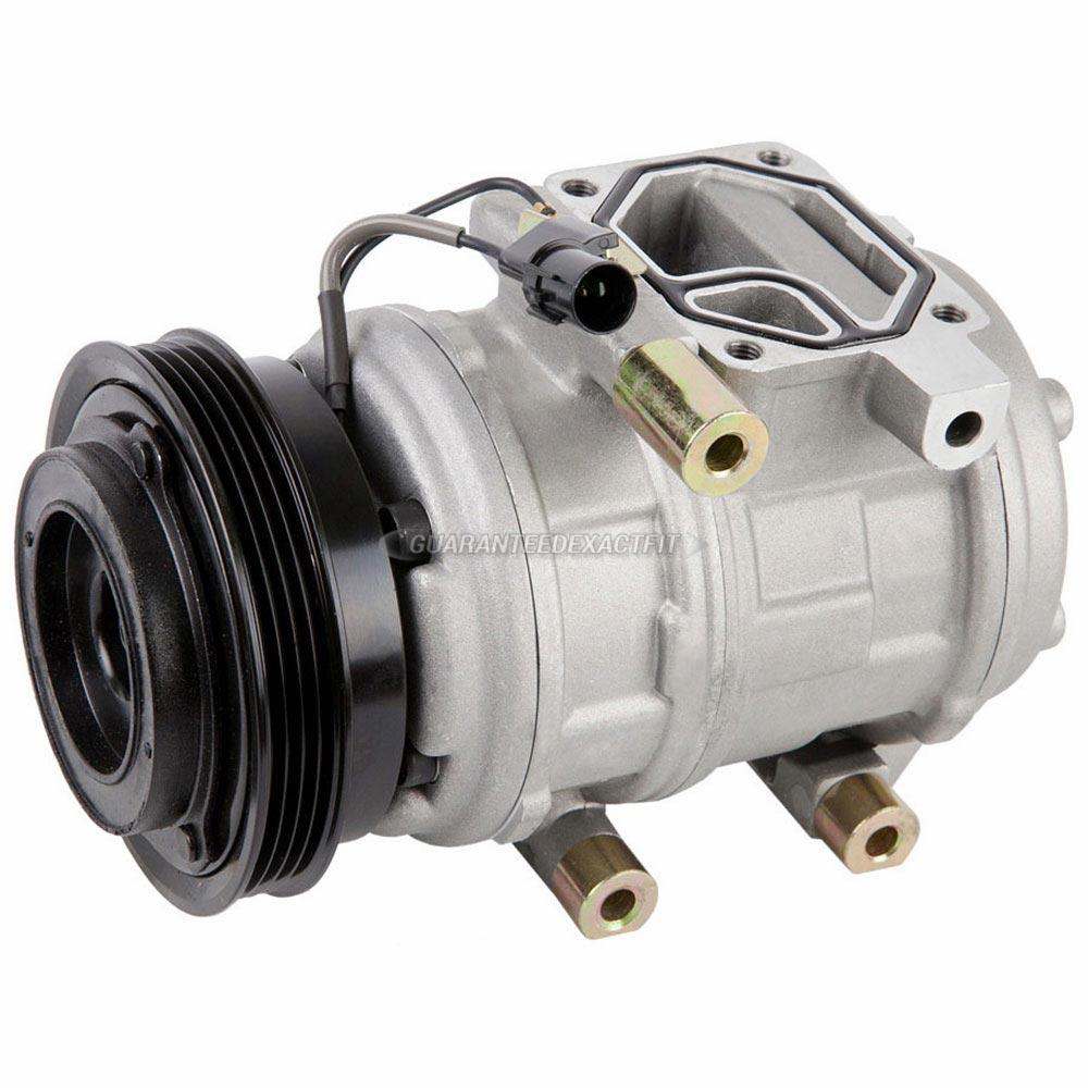 Kia Spectra New xSTOREx Compressor w Clutch