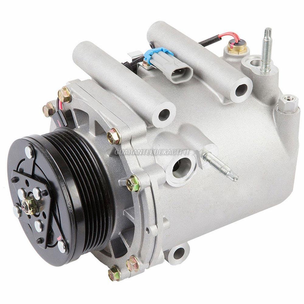 Pontiac Montana New xSTOREx Compressor w Clutch