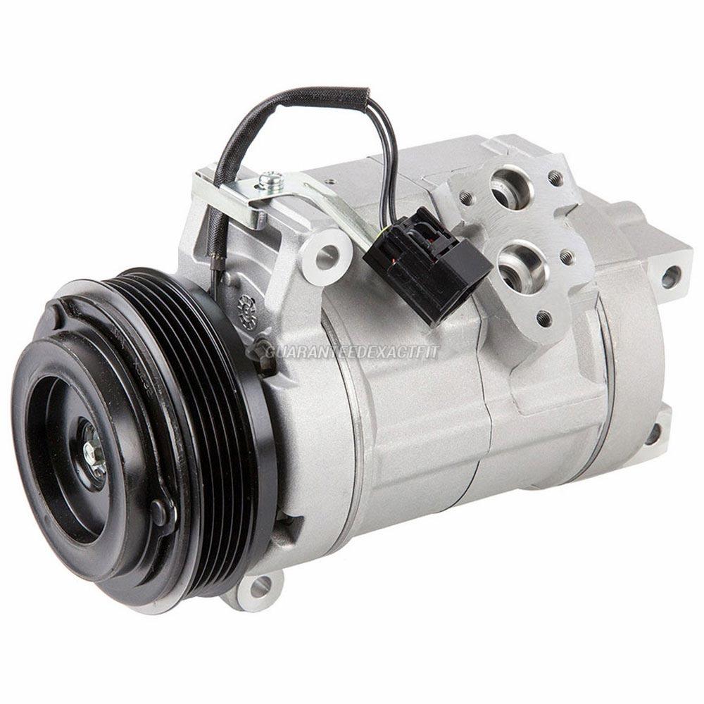Cadillac Srx Ac Compressor