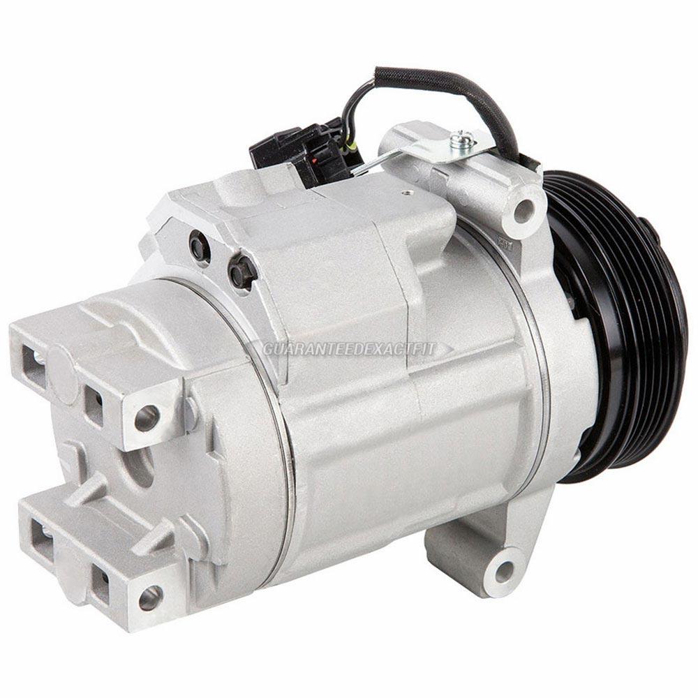 2004 Cadillac SRX A/C Compressor 4.6L Engine 60-01949 NA